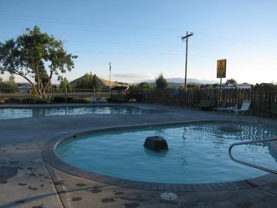 Cody KOA: Pool and Hot Tub