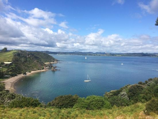 The Sanctuary @ Bay of Islands : stunning views, just a short drive away
