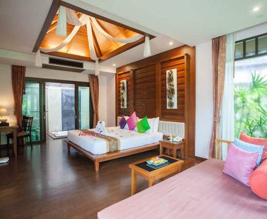 Railay Village Resort Spa Jacuzzi Villa