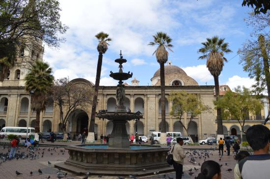 Catedral de San Sebastian