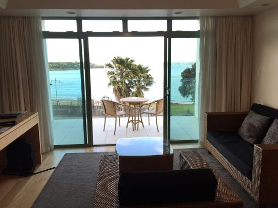 Paihia Beach Resort & Spa: Nice ocean front unit