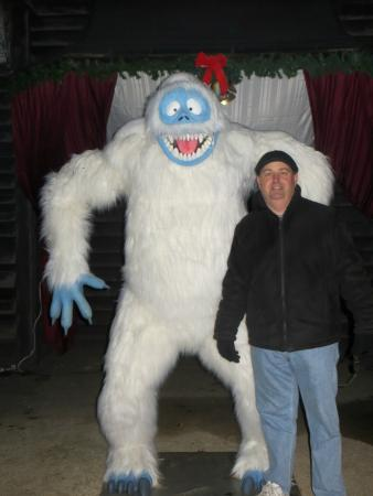 Arasapha Farms: abominable snowman