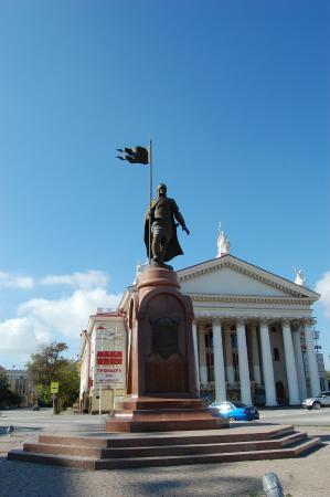 Aleksandr Nevsky Monument