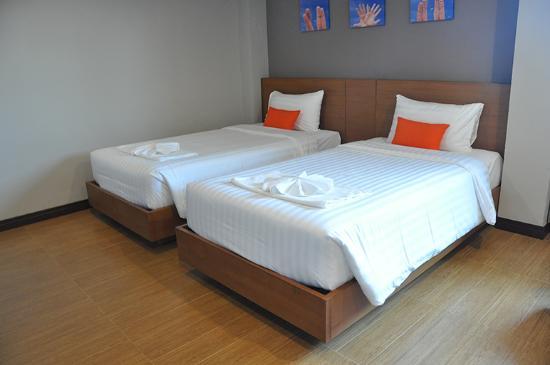 De Hug Hotel & Residence: Beds