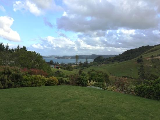 Ohuka Place Homestay: View from our room