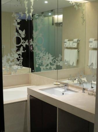 Guangdong Victory Hotel: Bathroom