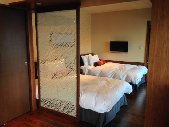 Hotel Kinparo : 時じくスイートルーム室内