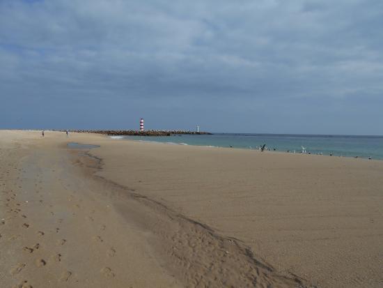 Ria Formosa Boat Tours: The beautiful beach