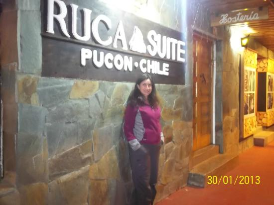 Ruca Suite : Exterior