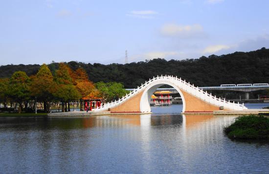 Half Day Taipei City Tour: 內湖公園拱橋