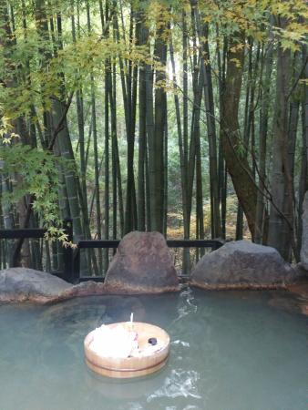 Public onsen but for private use - booking necessary