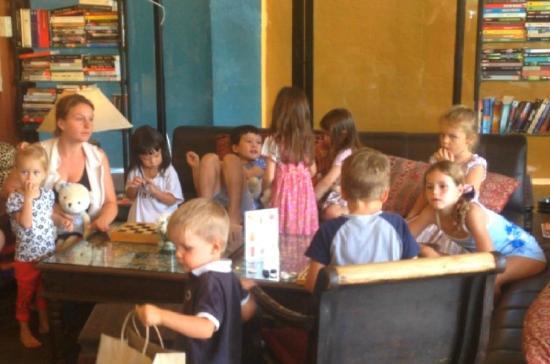 Magnolia Cafe & Studio: Magnolia for children