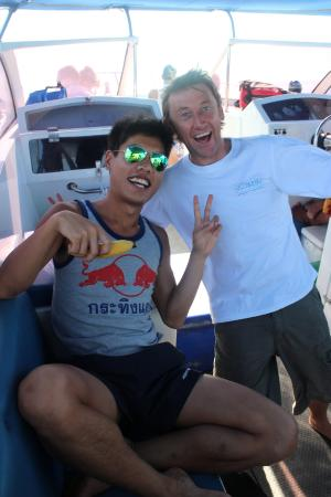 Phuket Snorkeling by  Offspray Leisure: Excellent trip!