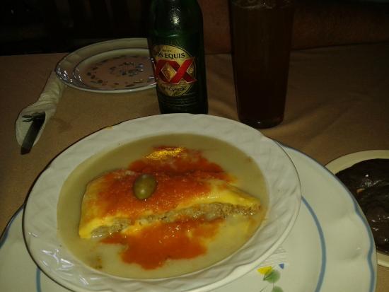 Los Mestizos Restaurant: 1