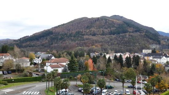 Residence la Closeraie : Vue de la terrasse