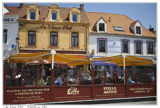 Etaples, Francia: Vieux Port