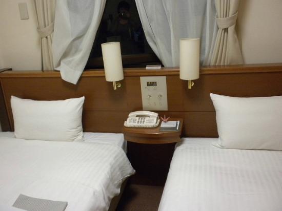Hotel Hokke Club Kumamoto : 部屋
