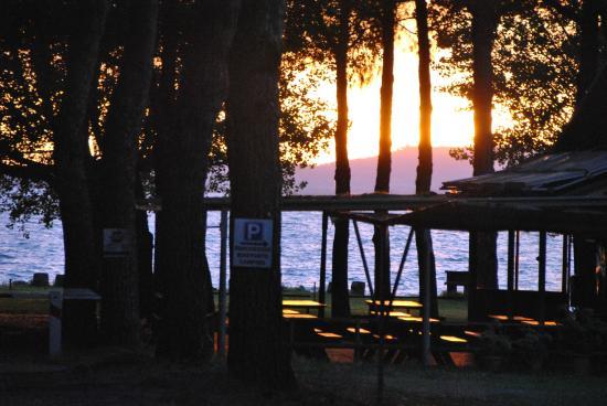 La Casa sul Lago: Itinerario a piedi sul lago