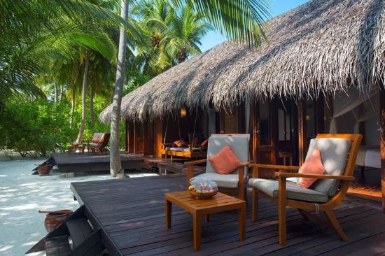 เมดุฟุชิ ไอแลนด์ รีสอร์ท: beach villas Suite