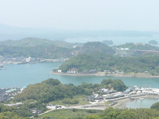 Takabutoyama Lookouts: 天草諸島