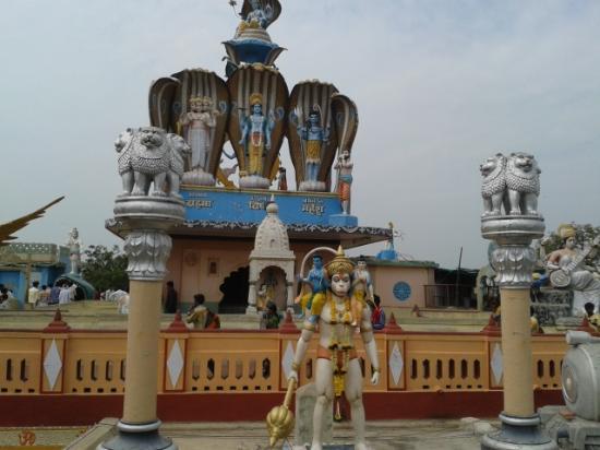 Pandharpur, Indien: Hanjumanji