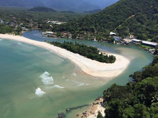 Barra do Una, SP: A praia mais linda do Litoral Norte de SP, o Paraíso dos Comandantes , com ótimos restaurantes ,