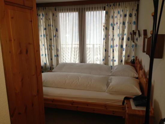 Hotel & Naturhaus Bellevue: Zimmer