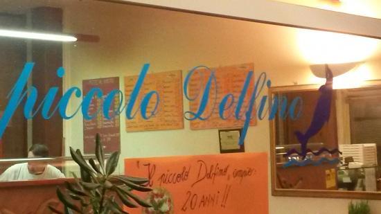 Pizzeria d'asporto Piccolo Delfino