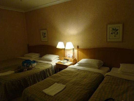 Oriental Hotel Tokyo Bay: お部屋