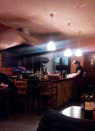Restaurante pit i cuixa en sabadell con cocina braser a - Cocinas sabadell ...