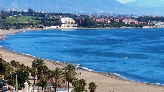 Resultado de imagen de La Rada Malaga playa