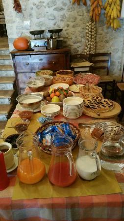 Il Casale degli Amici: La colazione! ��