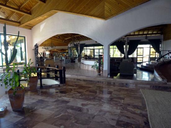 Tarangire Sopa Lodge: lounge