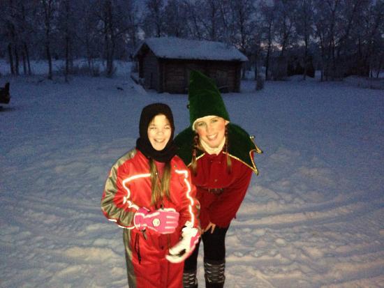 Escapade Day Trip: Meeting Elves!