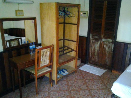 Villa Muong Khong Hotel: Ansicht Zimmer