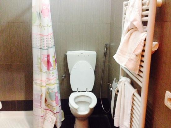 Hotel Sabatino : bagno