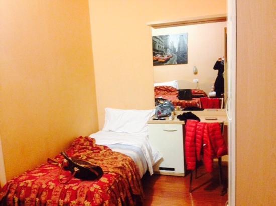 Hotel Sabatino : camera quadrupla