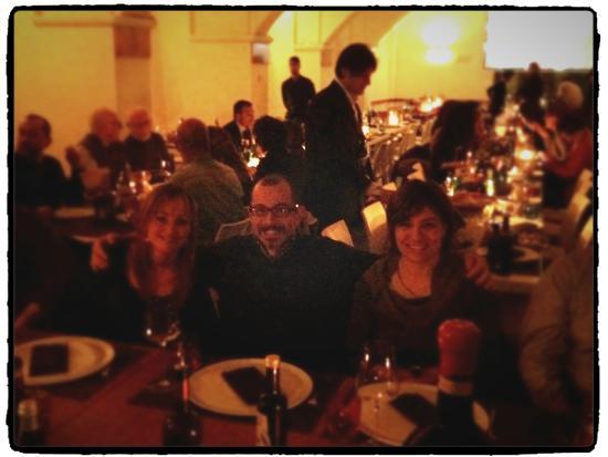 """Cuoricino: Cenanti in attesa del """"buon appetito"""""""