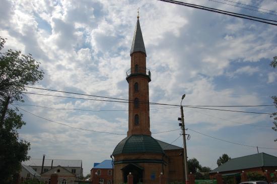 Oral, Καζακστάν: Мечеть
