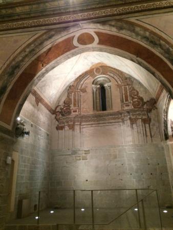 Mon St Benet: Chapel