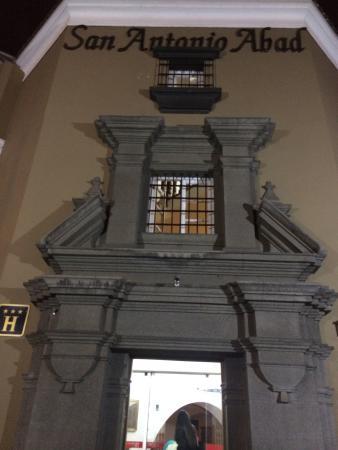 Hotel San Antonio Abad: Fachada