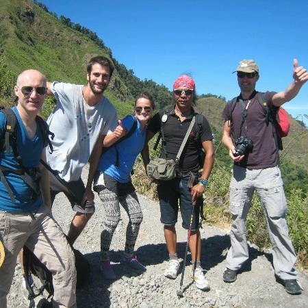 Ngada: William trekking 2 days 1 night to belaraghi village.wildoiyes@yahoo.com