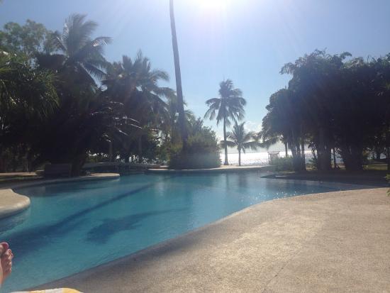 Dos Palmas Island Resort & Spa : Pool area