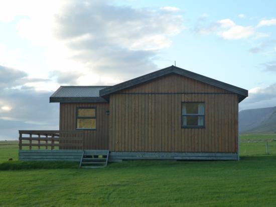 Guesthouse Litla-Hof: Nuestra cabaña