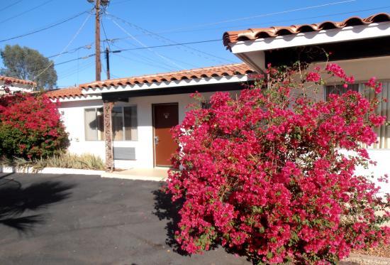 Coronado Motor Hotel-Yuma: Room 104...