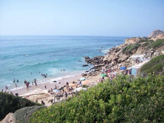 Bouhendia Beach