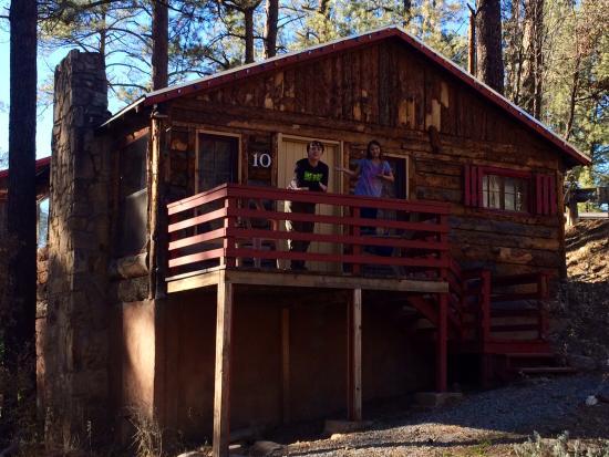High Quality Sierra Blanca Cabins: Cabin#10