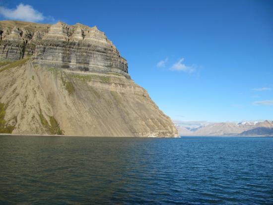 Magdalenefjord Svalbard: залив