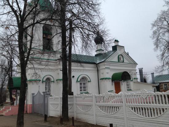 Alekseevskaya Church