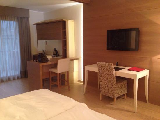 Napura Art & Design Hotel: Angolo cottura